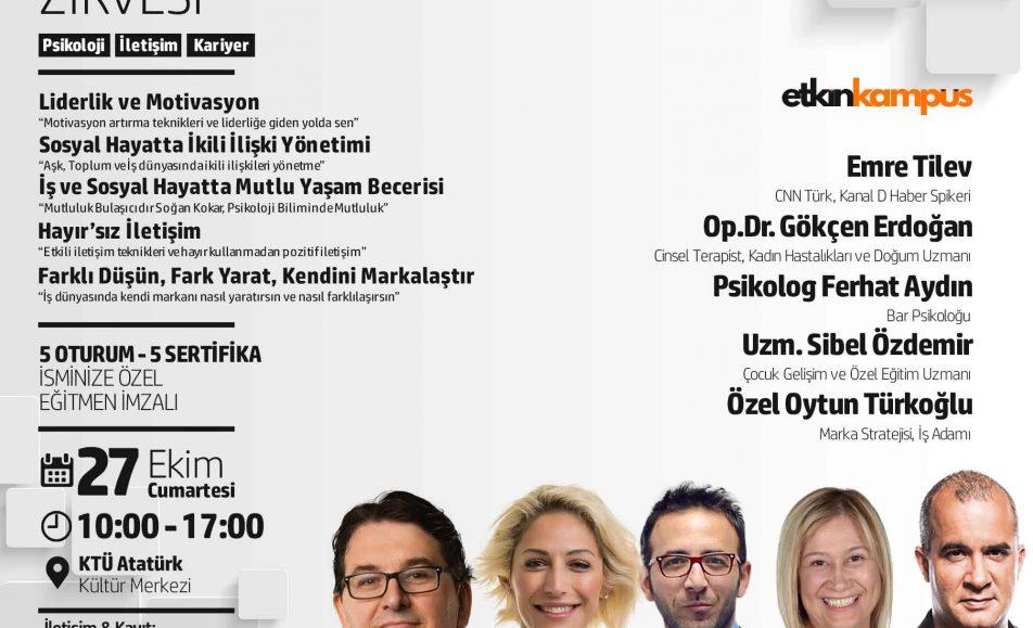 Trabzon Psikoloji ve Gelişim Zirvesi