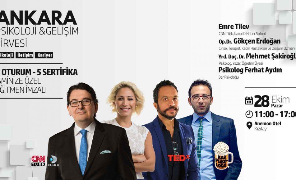 Ankara Psikoloji & Gelişim Zirvesi