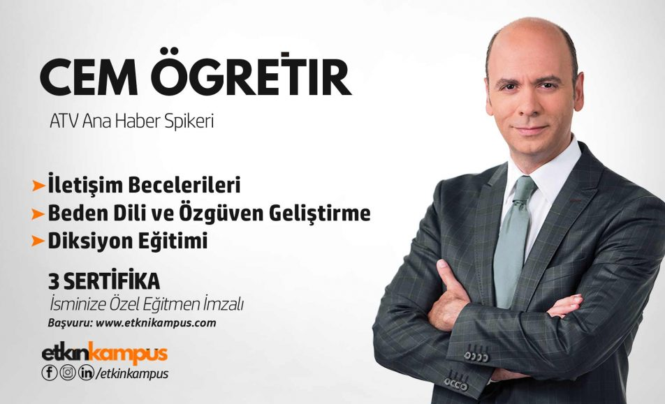 İstanbul Cem Öğretir Semineri