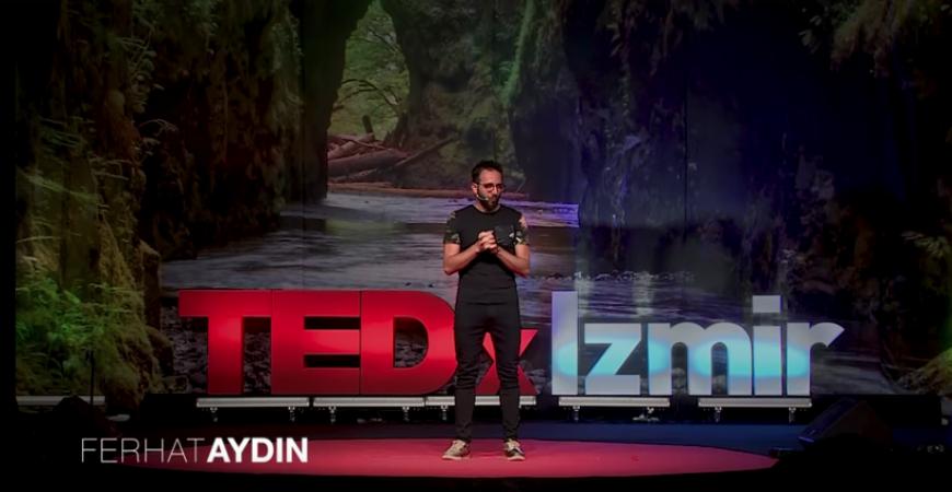 Bar Psikoloğu Ferhat Aydın / TEDx İzmir