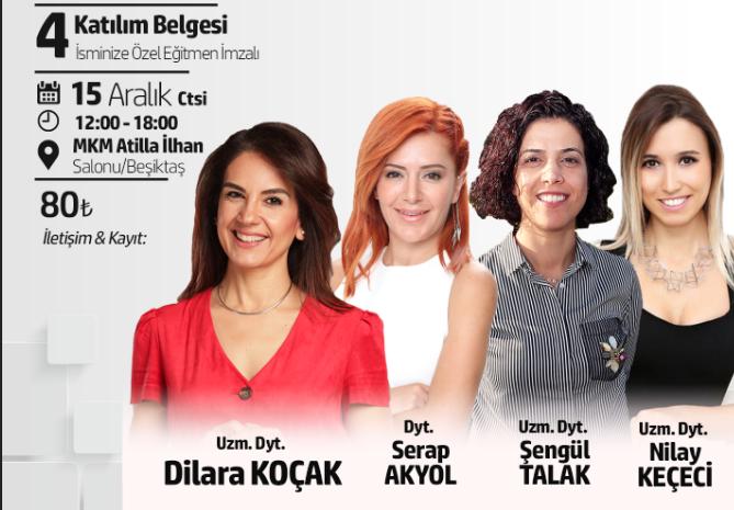 İstanbul Beslenme ve Diyetetik Zirvesi