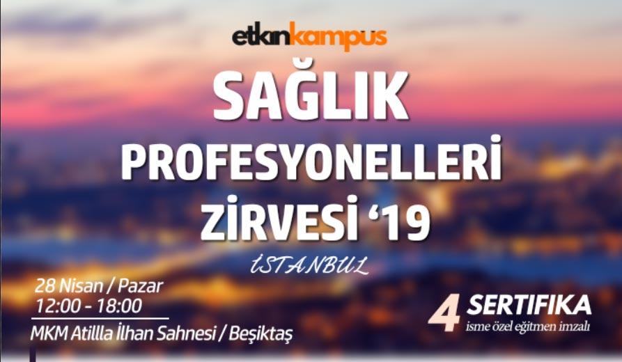 İstanbul Sağlık Profesyonelleri Zirvesi