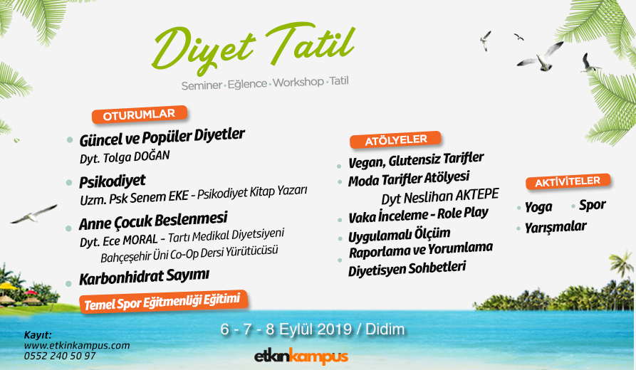 Diyet Tatil / Didim