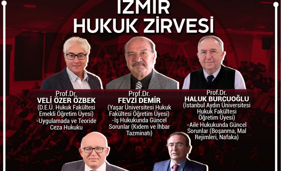 İzmir Hukuk Zirvesi