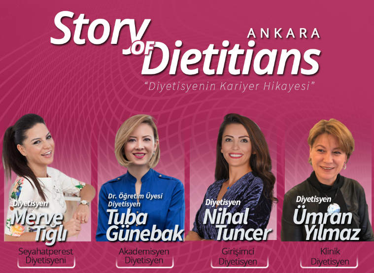 Story of Dietitians