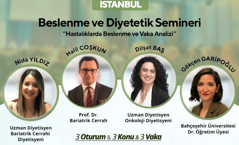 İstanbul Hastalıklarda Beslenme ve Vaka Analizi