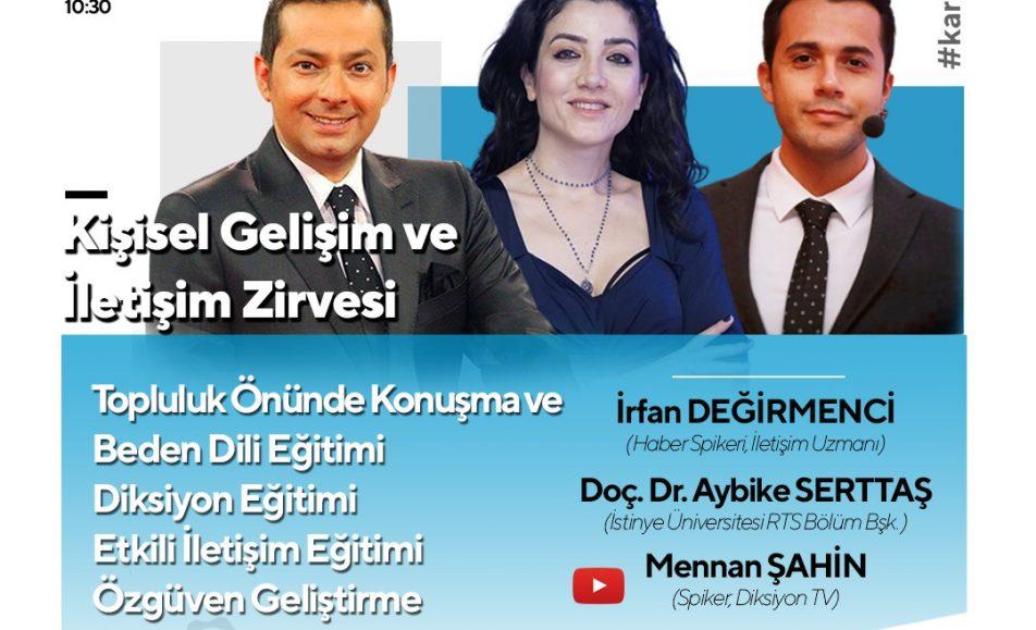 İstanbul Kişisel Gelişim ve İletişim Zirvesi