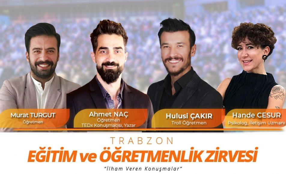 Trabzon Eğitim ve Öğretmenlik Zirvesi