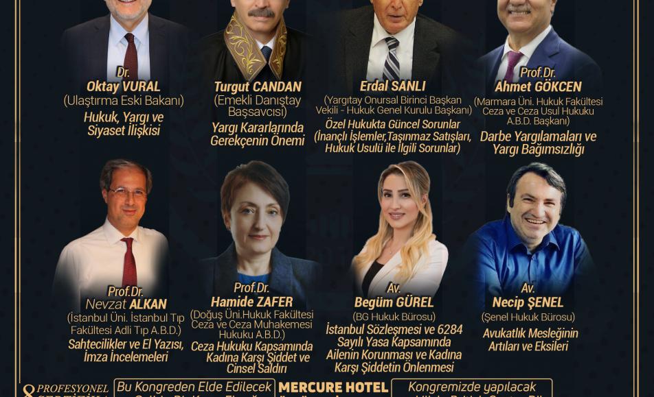 İstanbul Hukuk Zirvesi