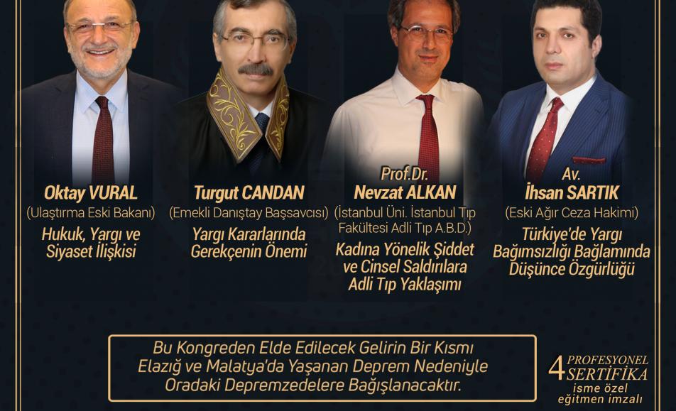 Erzurum Hukuk Zirvesi