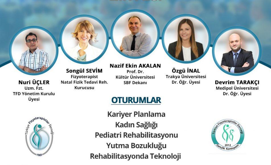 İstanbul Fizyoterapi ve Rehabilitasyon Zirvesi