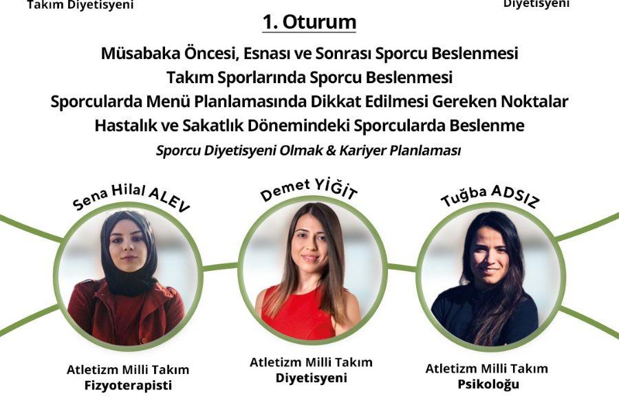 İzmir Sporcu Beslenmesi ve Sağlığı Zirvesi