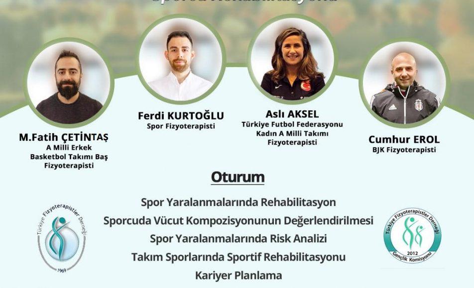İzmir Sporcu Rehabilitasyonu ve Sağlığı Zirvesi