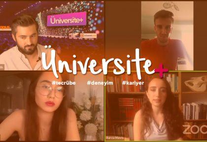 Üniversite+ Etkinliği Tamamlandı