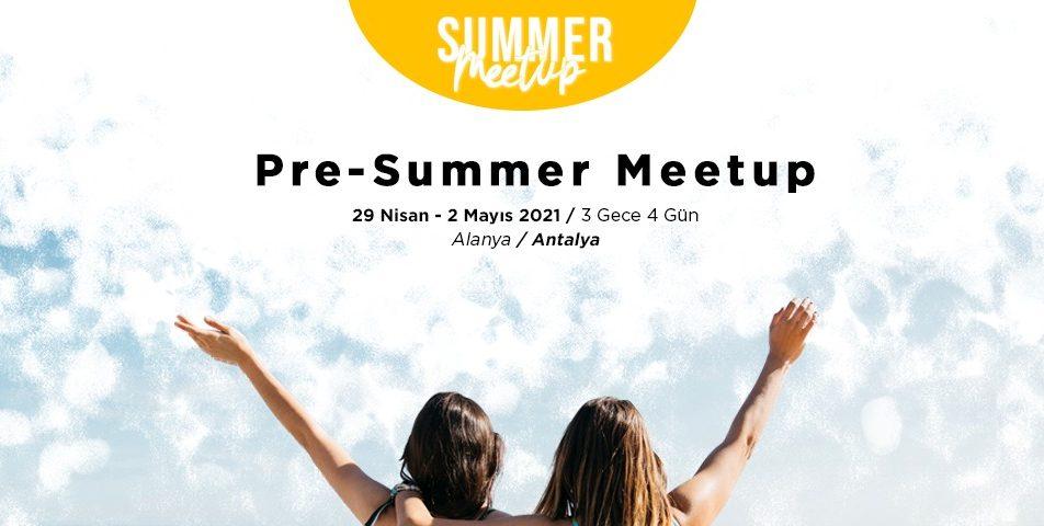 Pre – Meetup