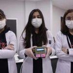 3 Lise Öğrencisi Koronavirüs Test Cihazı Geliştirdi!