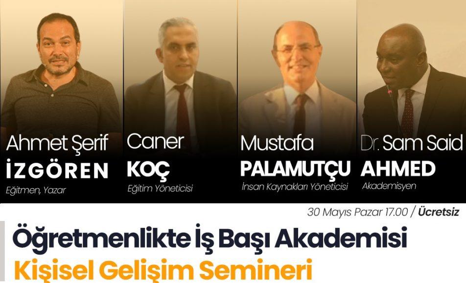 Öğretmenlik Akademisi // Ahmet Şerif İzgören